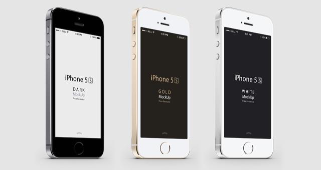 38+ iPhone Mockup Templates For App & Web Designers - 365 ...