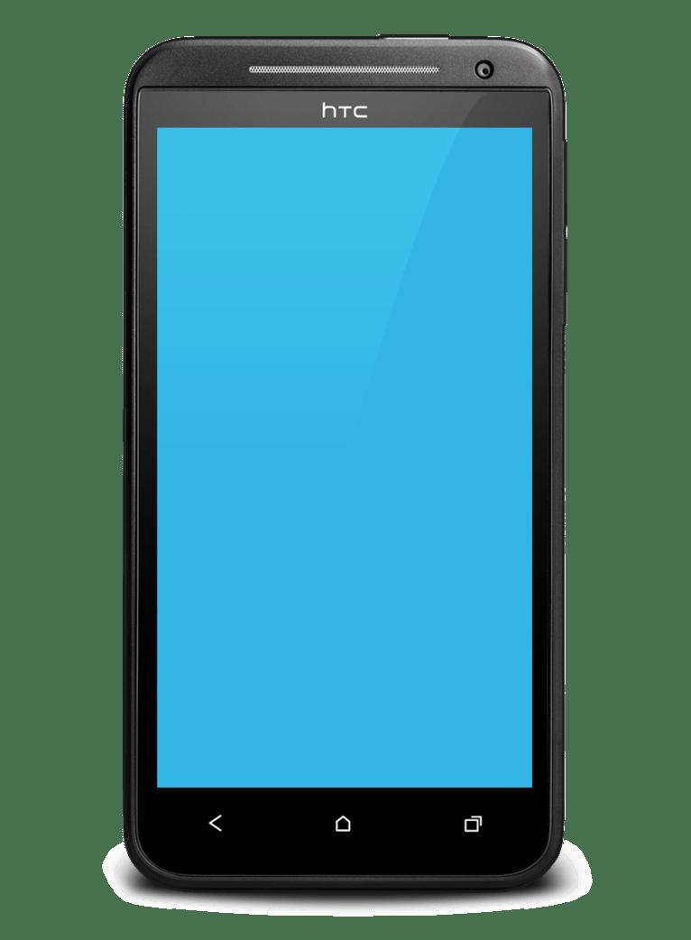 HTC Evo 4G LTE PSD Template