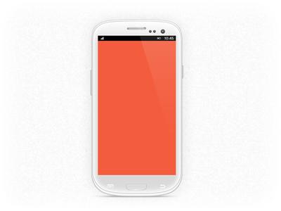 Samsung Galaxy SIII mini Free psd