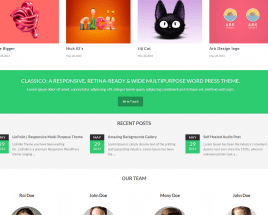 A Truly Extensible and Fully Responsive Wordpress Theme - Redux