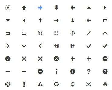 Ionicons - A Premium Icon Font