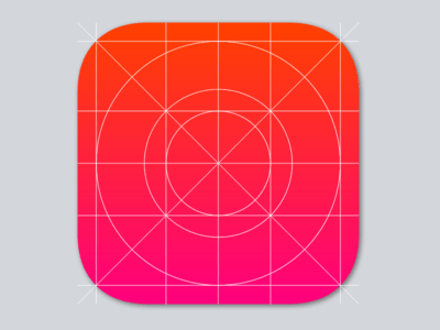 25 best ios app icon templates to create your own app icon 365 ios 7 icon grid maxwellsz