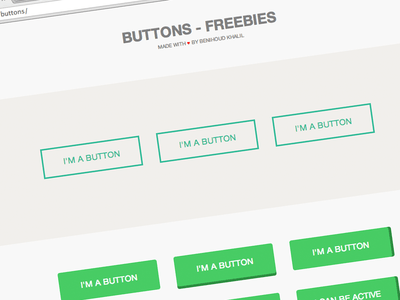 15 awesome free button