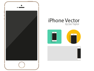 iPhone Vector & Icons