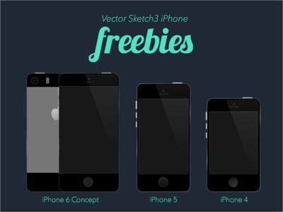iPhone Mockup Freebie