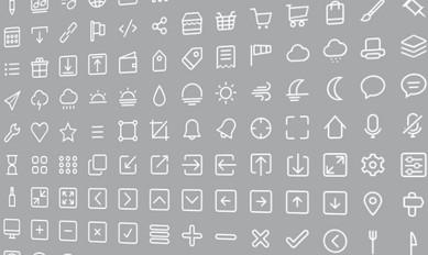 220 Free Icon Set