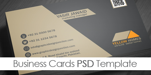 Free Real Estate Business Card Template