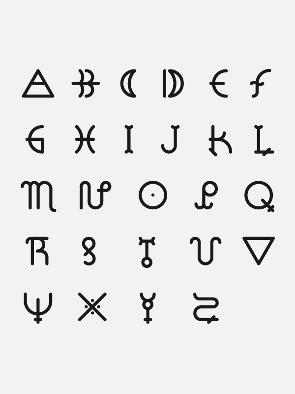 INQUIT Free Display font