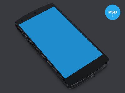 Nexus 5 Template