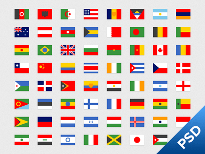 Simple Flags 1