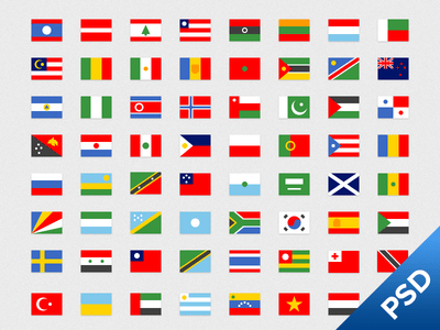 Simple Flags 2