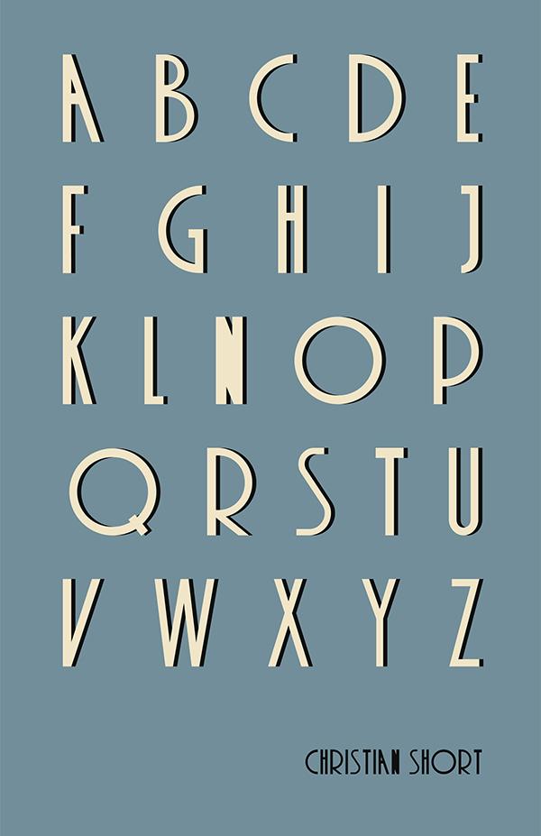 Contact High Font