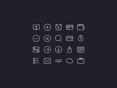 iCons iOS7