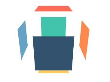 A CSS cubic loader