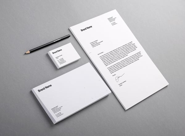 Branding Identity MockUp Vol.12