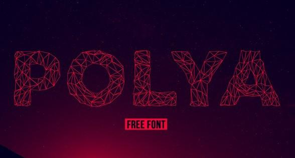 POLYA Font