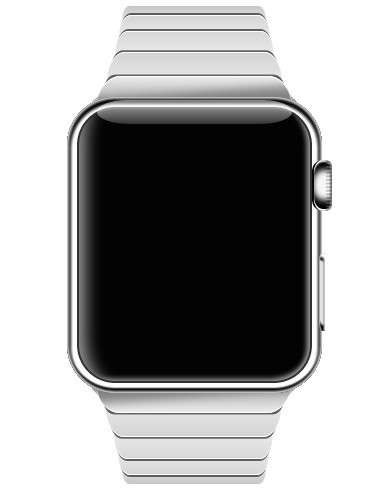 Pure CSS Apple Watch