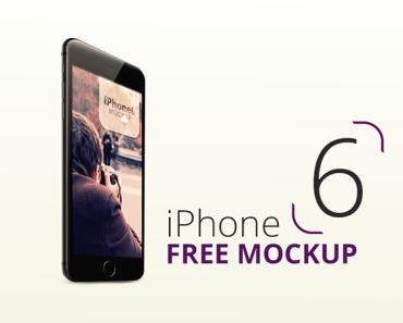 iPhone 6 (Free Mockup)