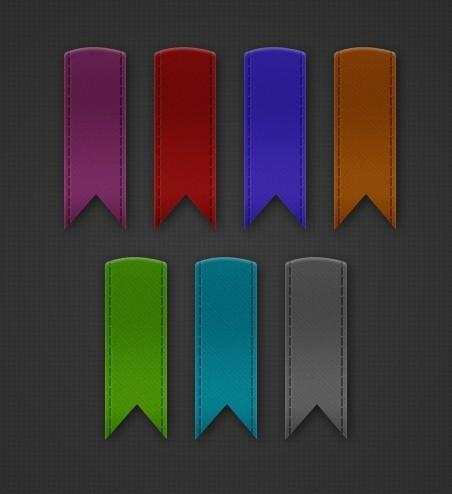 7 Ribbons
