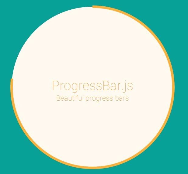 Responsive Progress Bar with SVG Path Animations