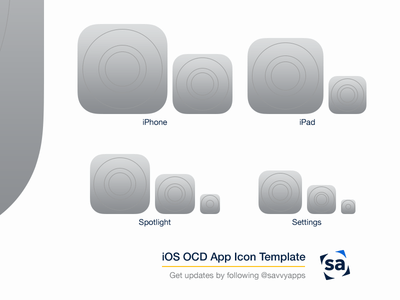 25 best ios app icon templates to create your own app icon 365 ios 8 ocd app icon template maxwellsz