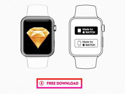 Apple Watch Sketch