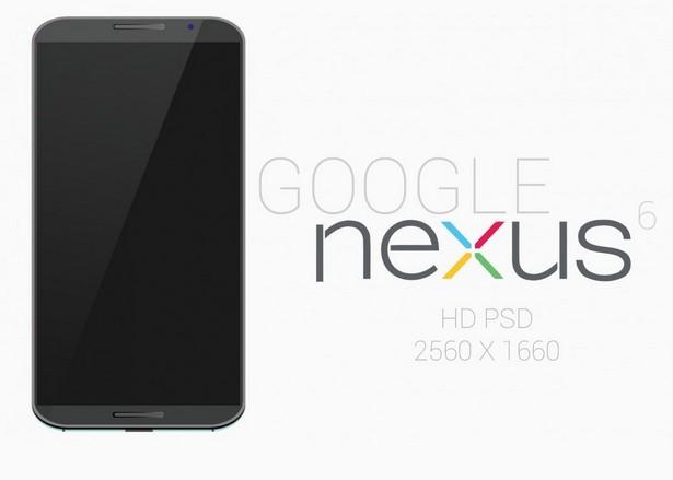 Google MOTOROLA NEXUS 6 PSD