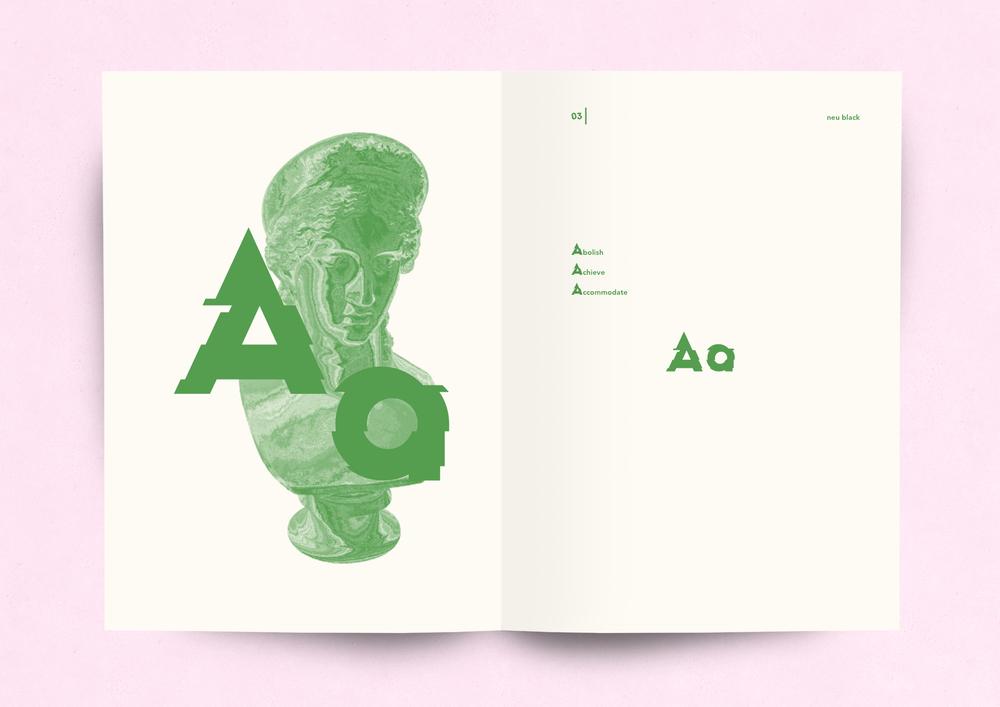 Athena Typeface