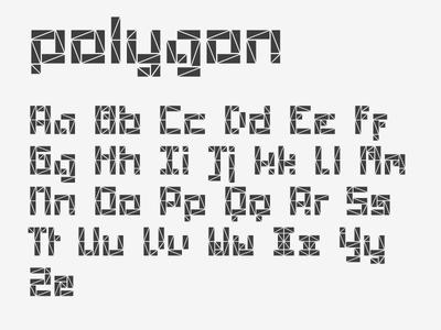 Polygon (Font)