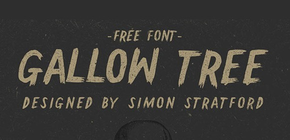 Gallow Tree Free Font