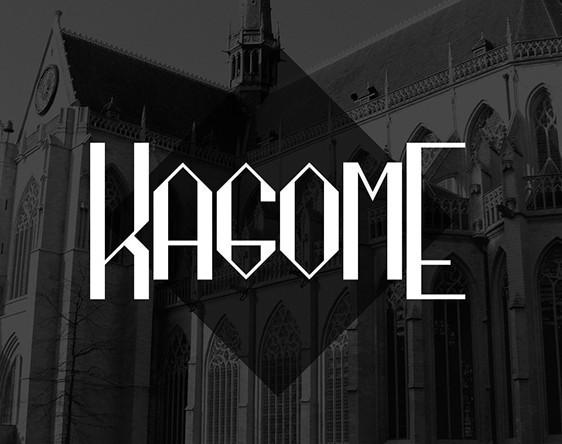 Kagome FREE FONT