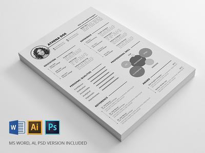 Resume Pack