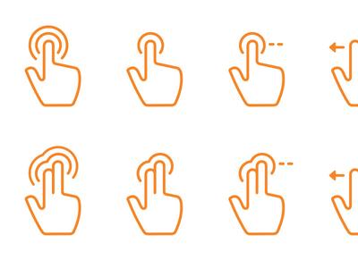 Handy Gestures