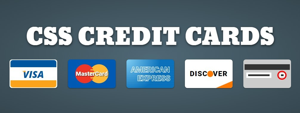 CSS CREDIT CARDS