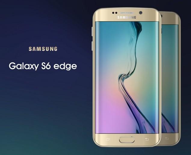 Galaxy S6 edge Mock-Up