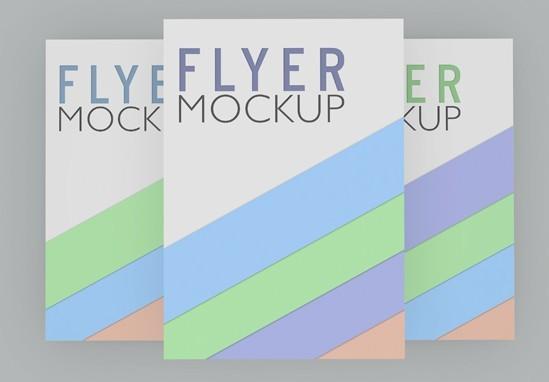 Free Flyer Mock-ups
