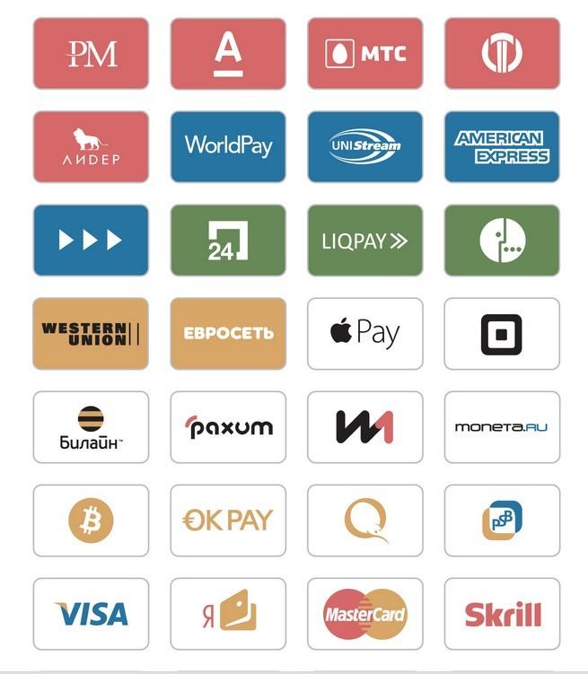 Best website payment options
