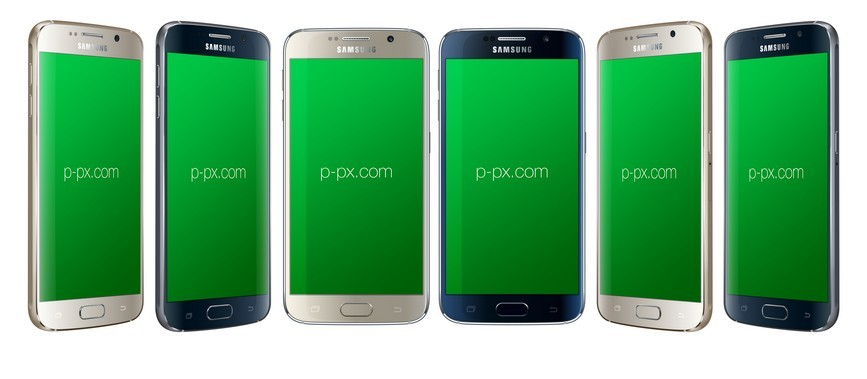 SAMSUNG GALAXY S6 ALL COLORS