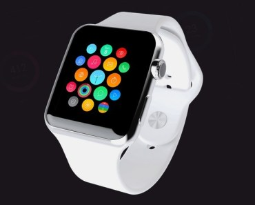 Apple Watch GUI Redesign