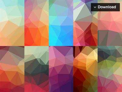 Free Polygonal Textures