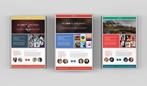 create flyers template