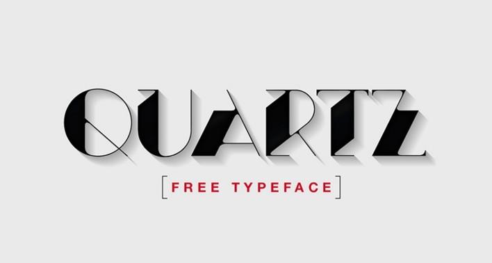Quartz Typeface
