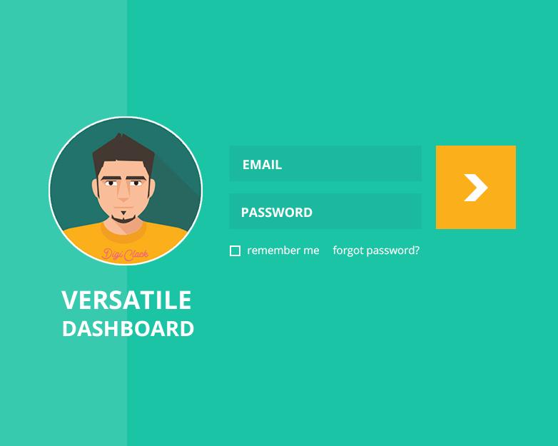 Versatile Dashboard