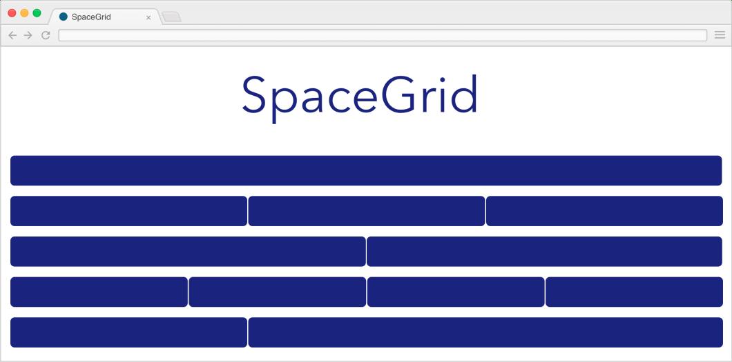 spacegrid