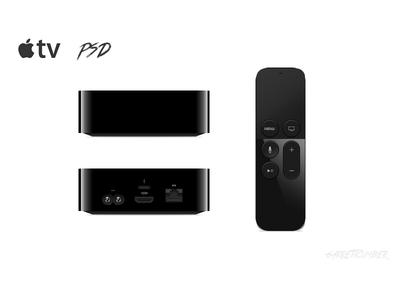AppleTV PSD