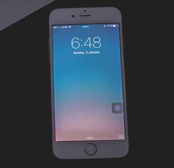 Set of iPhone 6 mockups