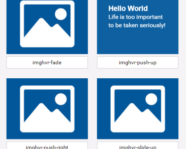Animated Arrow Icons With Pure CSS3 - 365 Web Resources