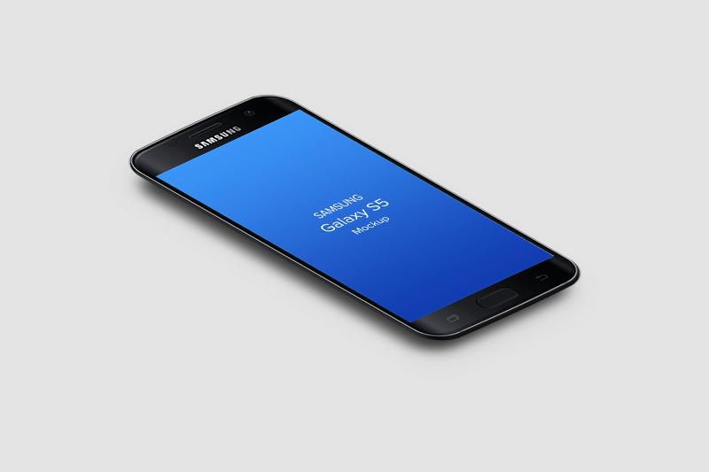 Samsung Galaxy S7 MockUp PSD