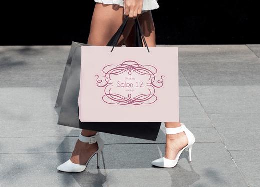 Shopping Bag PSD MockUp 3