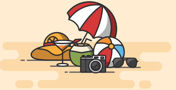 FREE - SUMMER ICONS